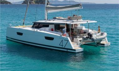 location fountaine Pajot Saona 47